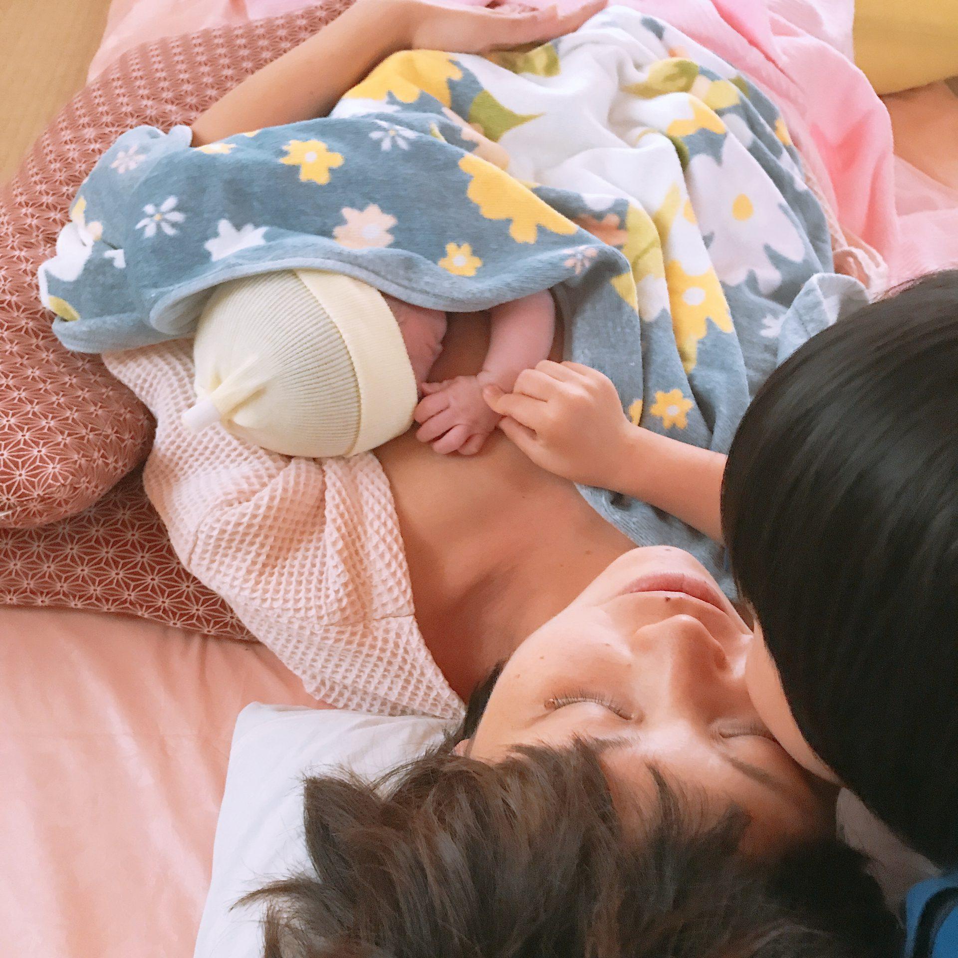 色々なカタチの出産スタイル。🐴🐴🐴無事に産まれてきてくれました♡